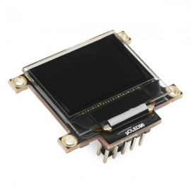 Дисплей Serial Miniature OLED - 0.96