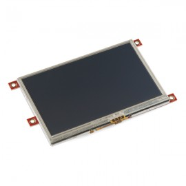 Дисплей Serial TFT LCD 4.3