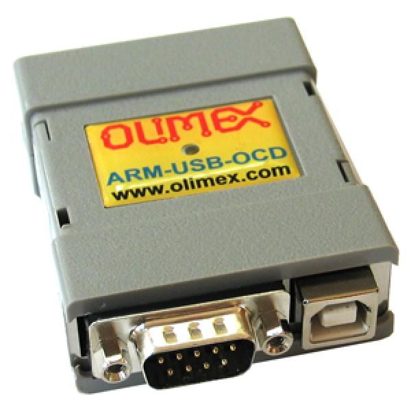 Программатор - дебаггер JTAG USB OCD для ARM-процессоров