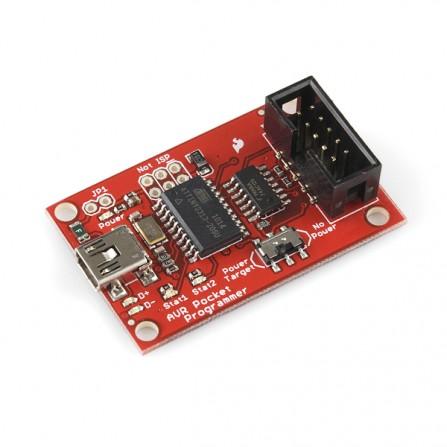 Программатор Pocket AVR Programmer