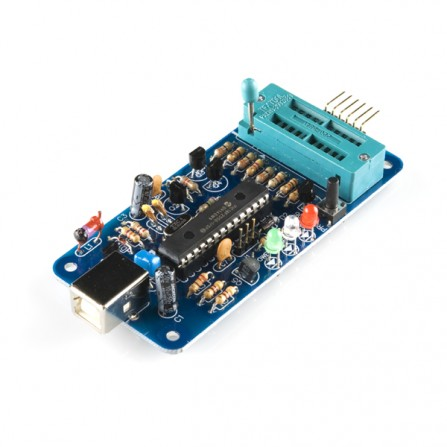 Программатор MPLAB Compatible MiniUSB PIC Programmer
