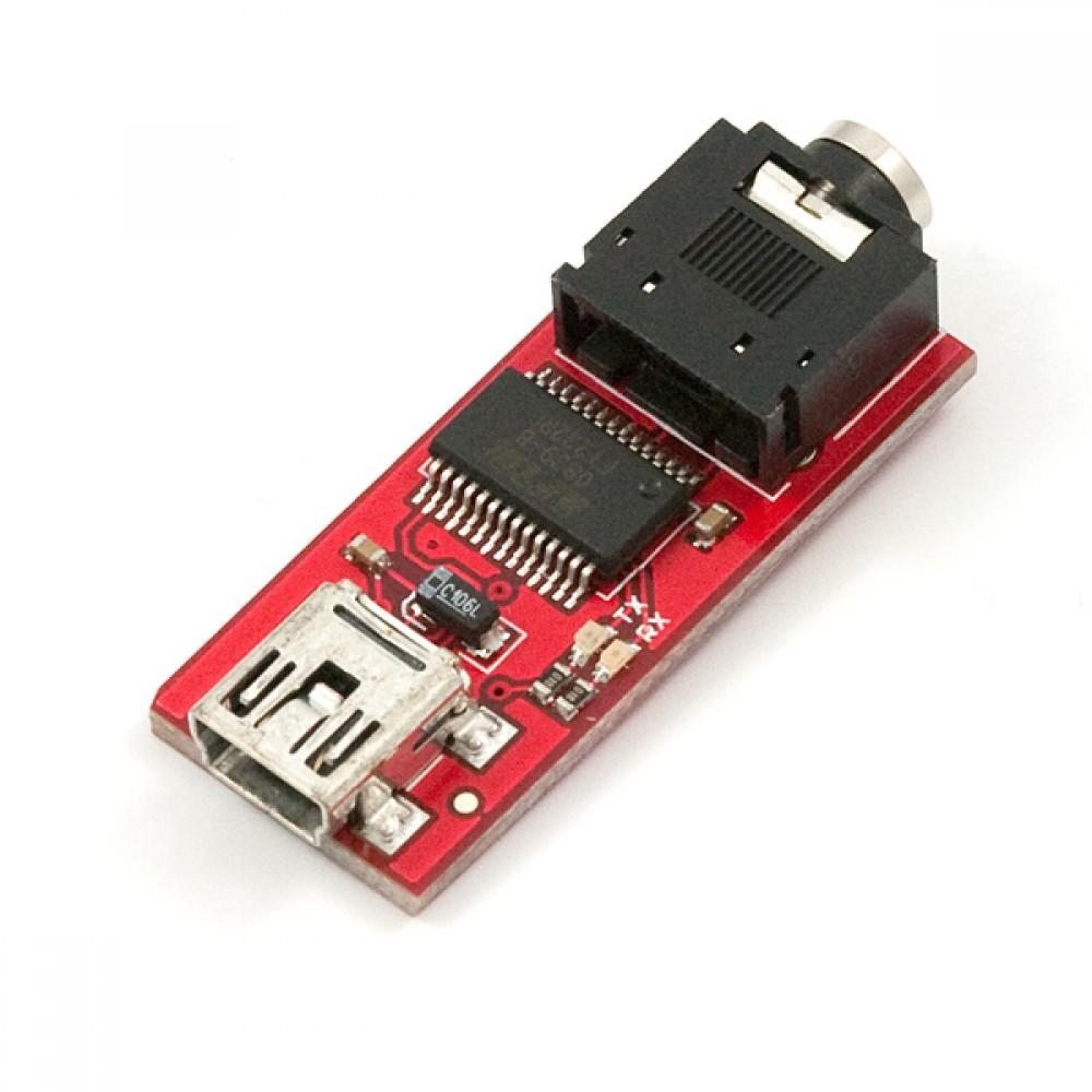 USB-программатор SparkFun USB Programmer для PICAXE