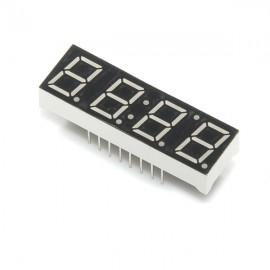 Желтый 4-разрядный 7-segment дисплей для Arduino