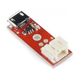 Зарядное устройство для LiPo - microUSB