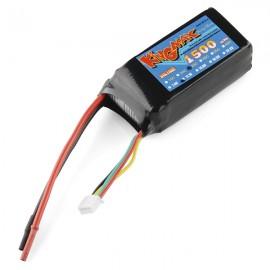Литий-полимерный аккумулятор - 1500 мАч - 11,1V