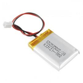 Литий-полимерный аккумулятор - 400 мАч