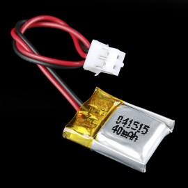 Литий-полимерный аккумулятор - 40 мАч