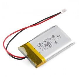 Литий-полимерный аккумулятор - 850 мАч