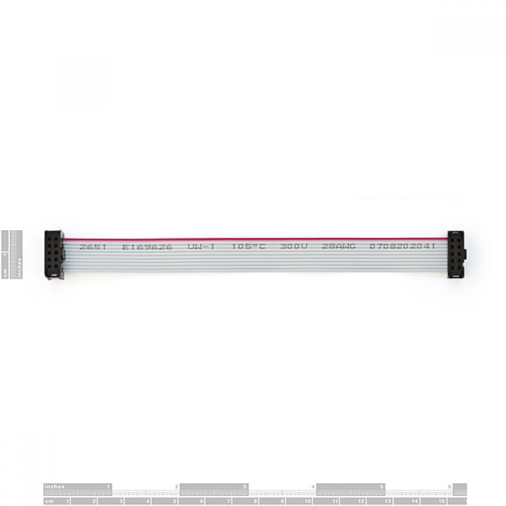 Кабель резиновый 2х5 пиновый IDC