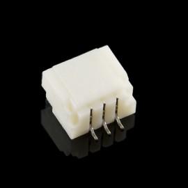 Коннектор 1,0 мм горизонтальный - 3-пиновый