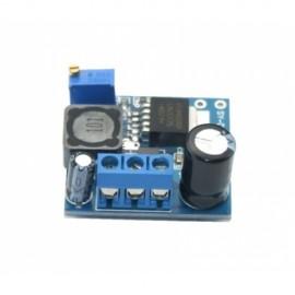 Повышающий DC-DC boost конвертер 3.7-34V (Arduino)