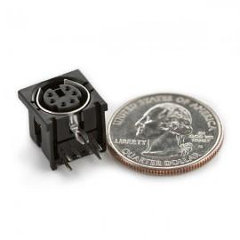 Коннектор MiniDIN 6-пиновый