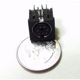 Коннектор MiniDIN 7-пиновый