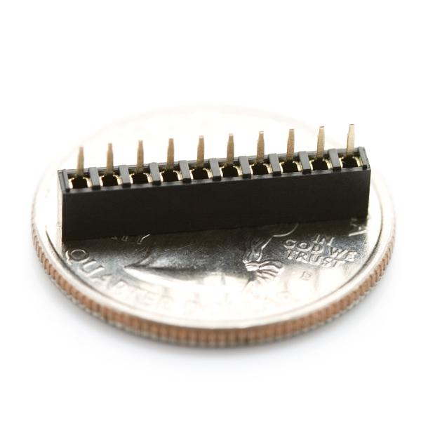 разъем 2mm 10-пиновый XBee-