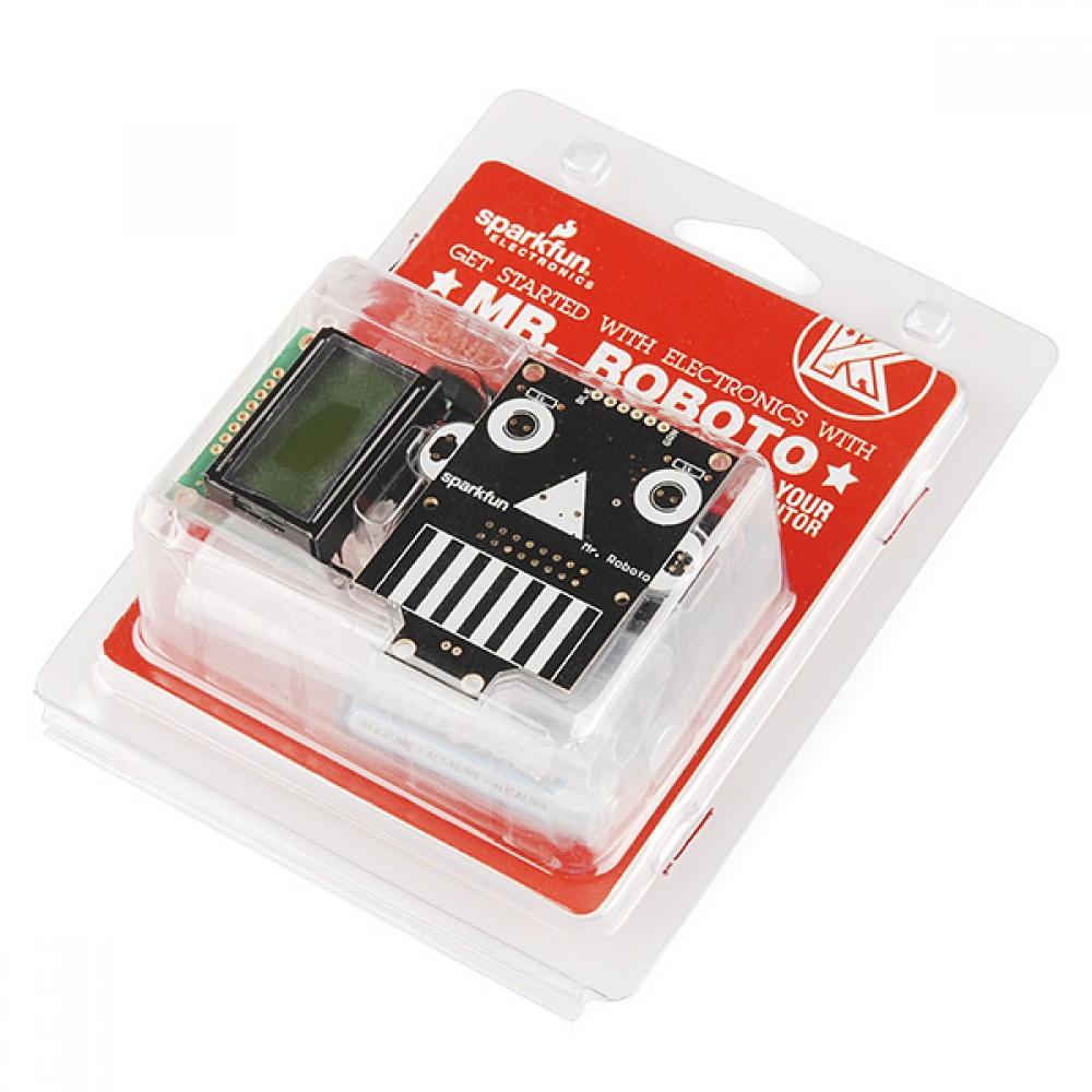 Макетная плата Mr. Roboto (розничная версия)