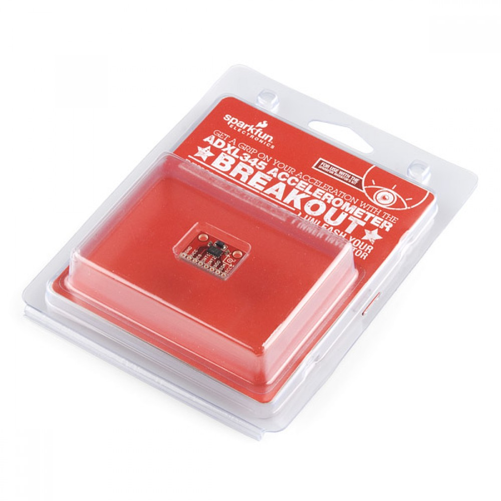 3-осевой акселерометр - ADXL345 - розничная версия
