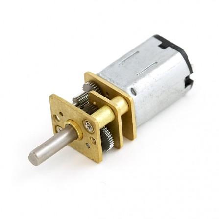 Мотор Micro Metal Gearmotor 30:1