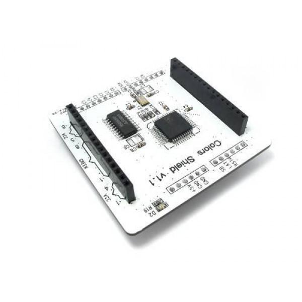 Colors Shield v1.1 RGB связь LED матриц с Arduino