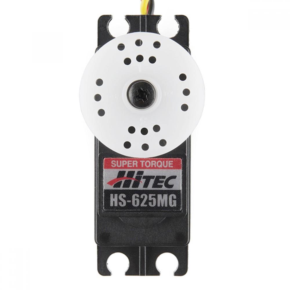 Сервопривод - Hitec HS-625MG (стандартный размер)