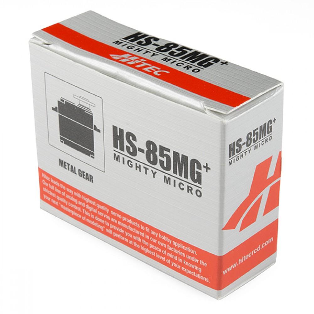 Сервопривод - Hitec HS-85MG (микро-размер)