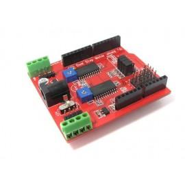 2-ной Stepper Motor Driver шилд для Arduino и ЧПУ