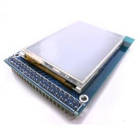 """Большой 3.2"""" ДИСПЛЕЙ TFT SD Touch для Arduino"""