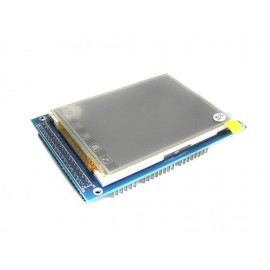 "3.2"" TFT LCD Touch shield для Arduino Mega"
