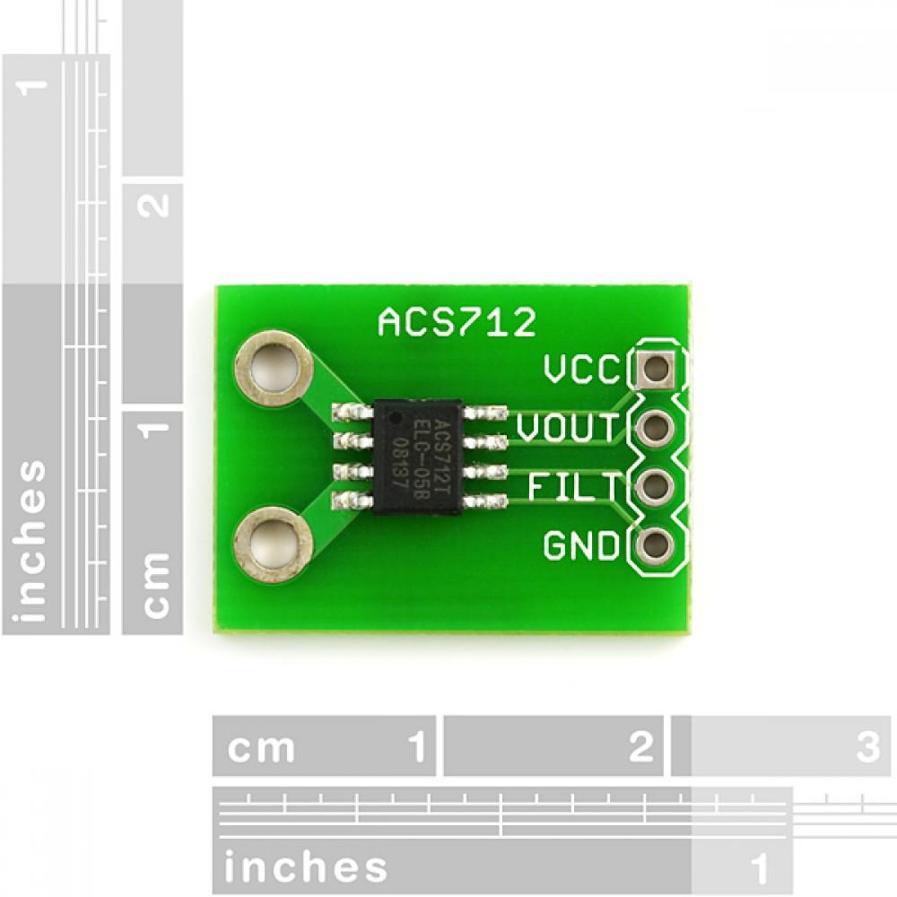 Разветвитель ACS712