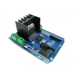Motor Shield MotoMama L298N H-Bridge для Arduino