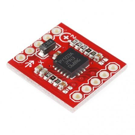 Разветвитель Gyro Breakout Board - LPY503AL Dual 30°/s