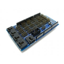 Sensor Shield (серво,реле,кнопки) для Arduino Mega