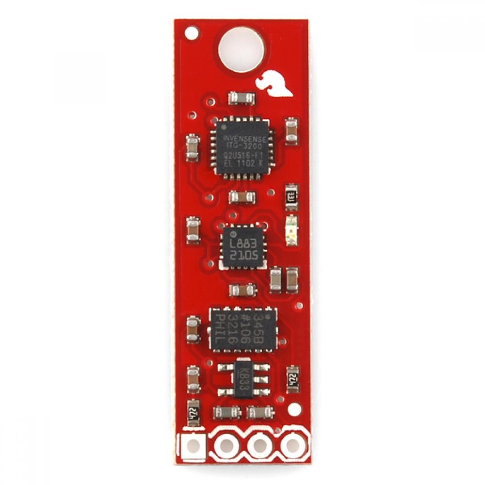 Sensor Stick - 9 степеней свободы