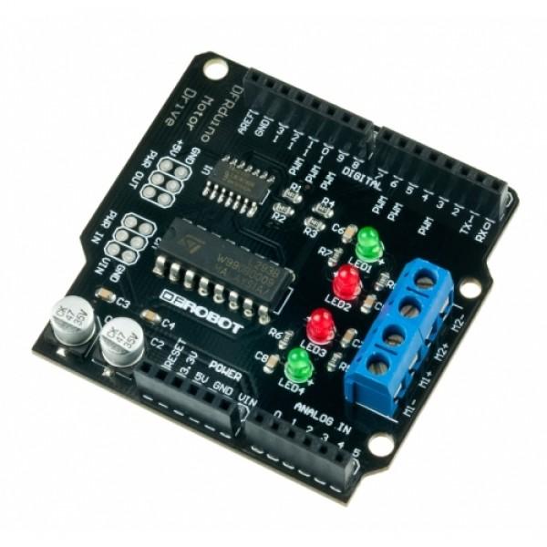 1A Motor Shield L293 для Arduino