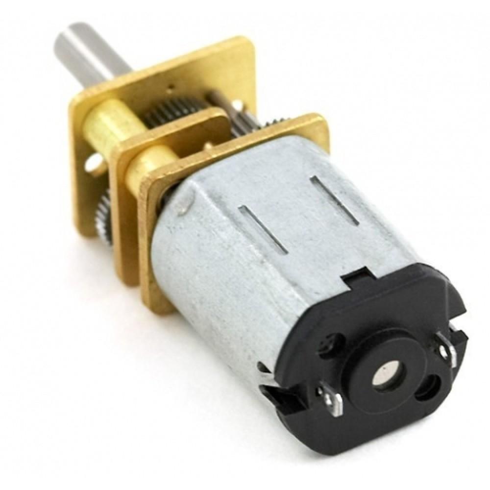 Мотор постоянного тока