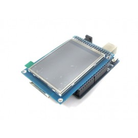 2.4 TFT LCD Touch shield для Arduino