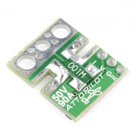 AttoPilot датчик напряжения и тока к Arduino Пилот