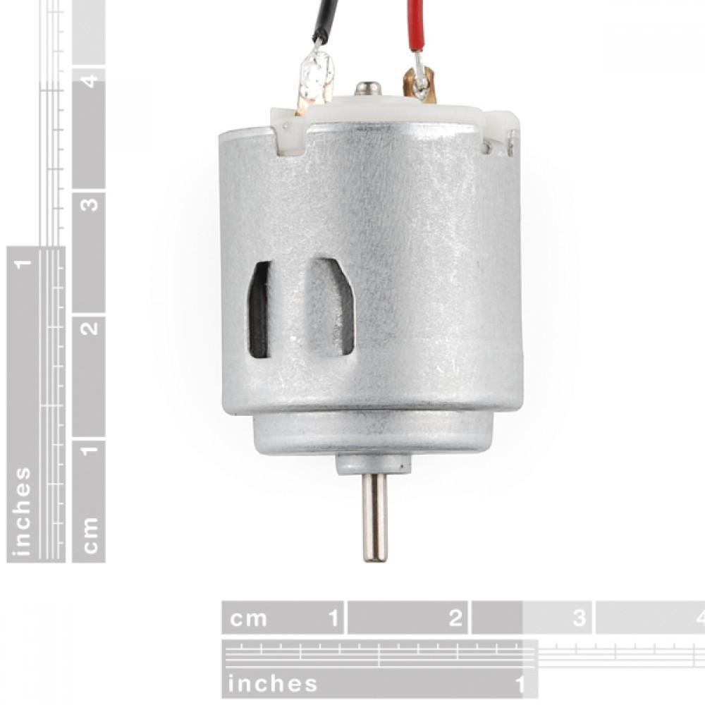 Простейший хобби Motor мотор для Arduino