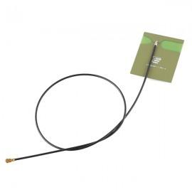 Антенна 2.4GHz - с липкой поверхностью (U.FL-коннектор)