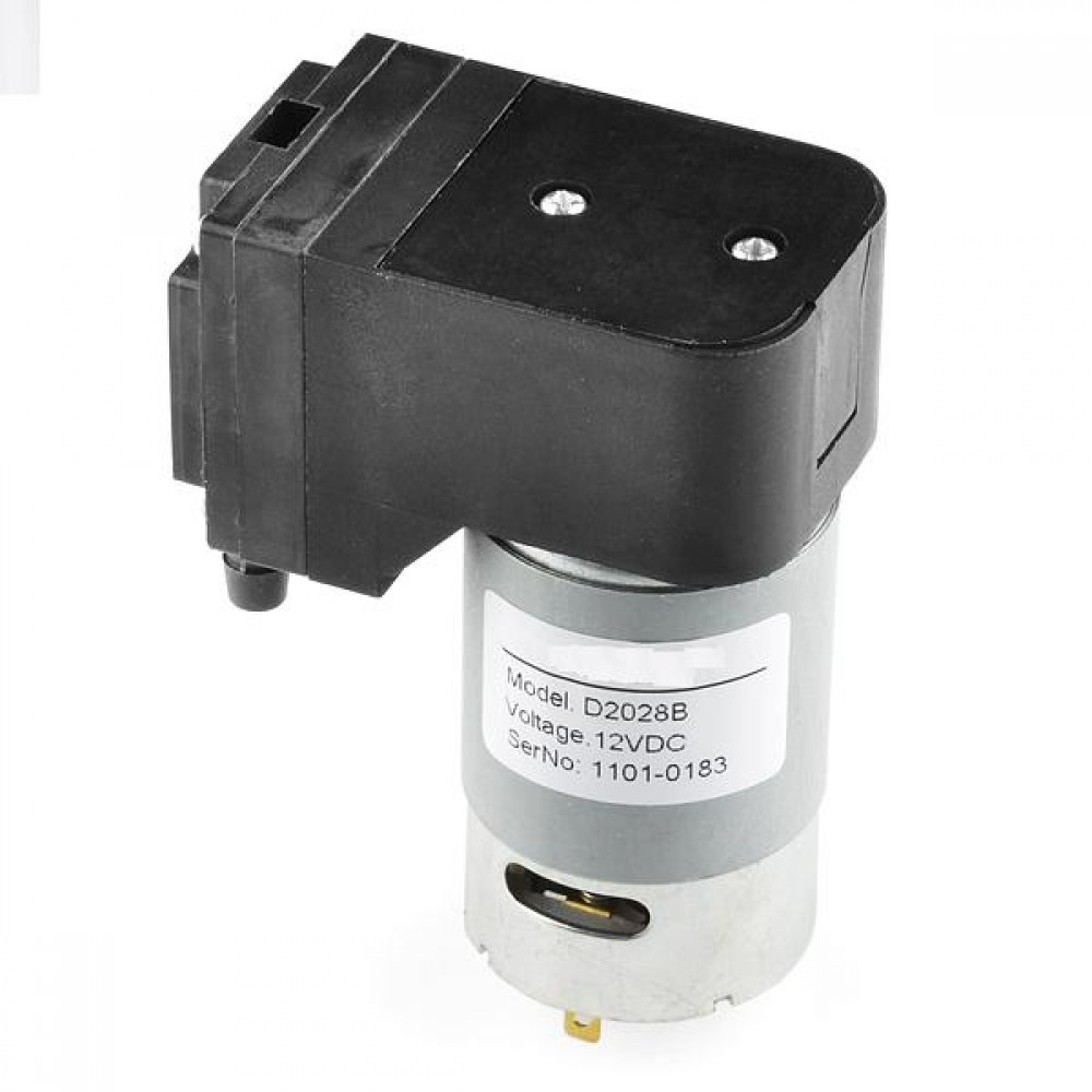 Вакуумный насос помпа Vacuum Pump 12V для Arduino