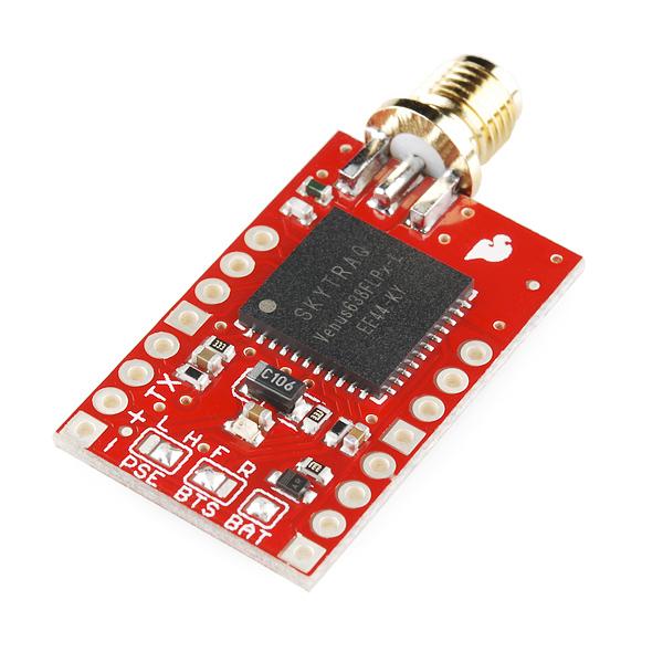 Venus GPS с SMA коннектором для Arduino