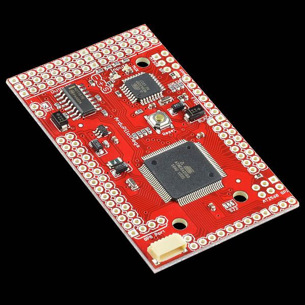 ArduPilot для Arduino Mega UAV (ATmega2560) Пилот