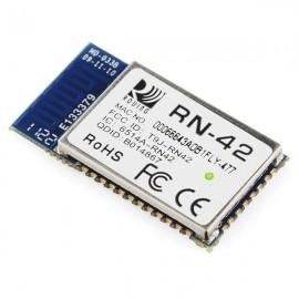 Модуль Bluetooth SMD Module - RN-42-HID