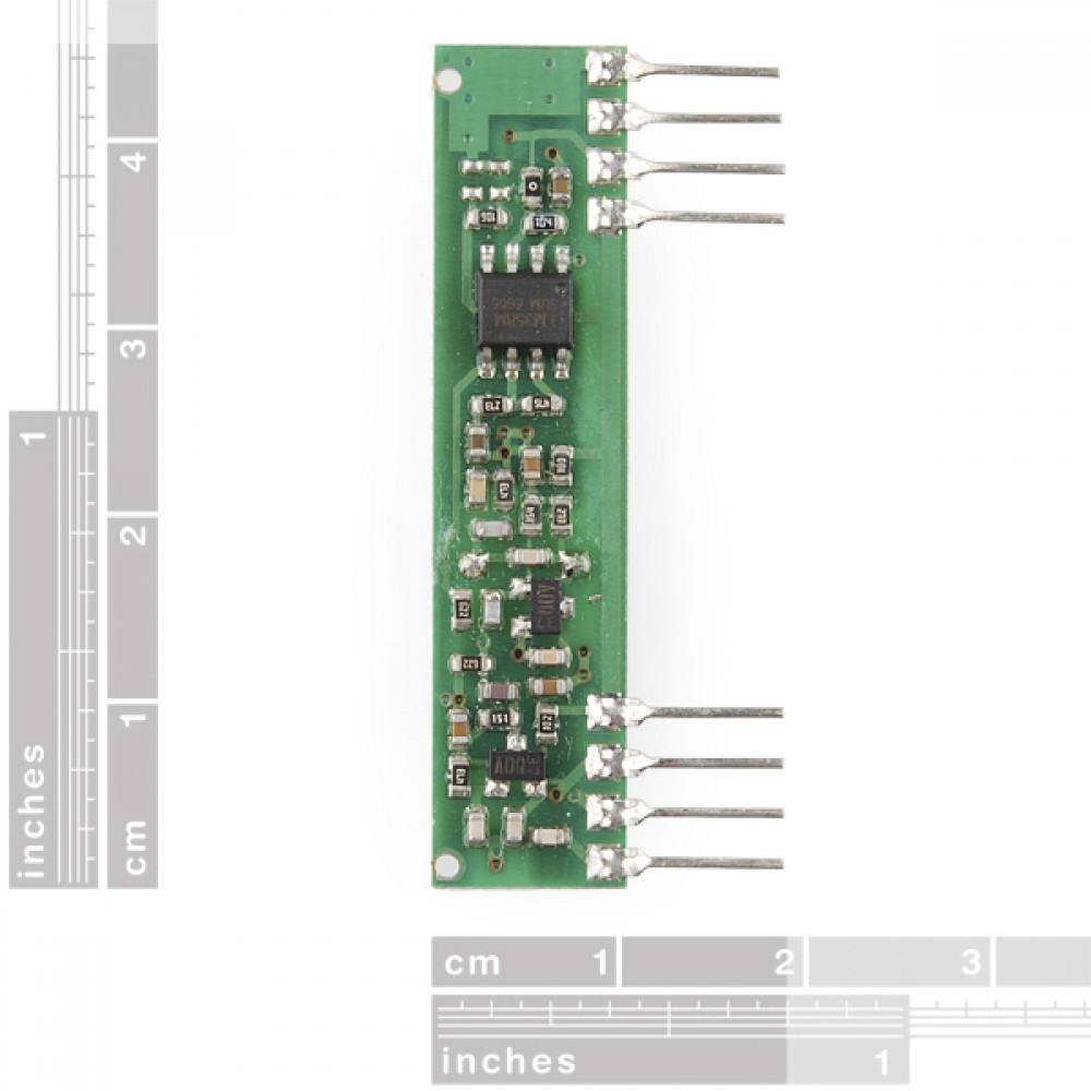 Модуль приемника RF Link Receiver - 4800bps (315MHz)