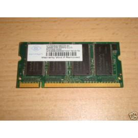 256MB SO DDR 2700 (для ноутбука)