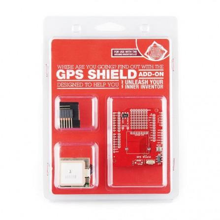 Набор GPS Shield Kit для Arduino