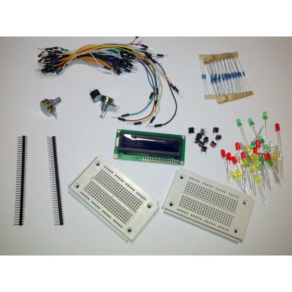 Набор Arduino Starter Kit (без платы Ардуино) 2 доски