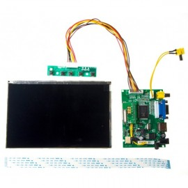 "Монитор - 1280x800 IPS HDMI/VGA/AV Display - диагональ 7"""