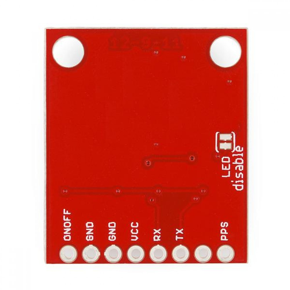 GP-2106 Evaluation Board для GPS Arduino