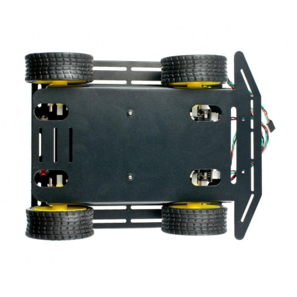 Платформа Baron к Arduino Robot 4 колеса,4 мотора