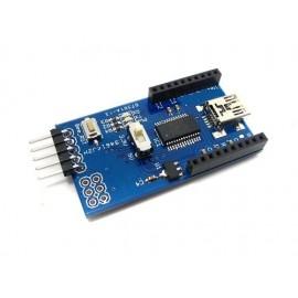 Foca v2.1 FT232RL для Arduino (+Xbee разъём)